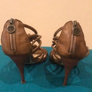 Max Studio Shoes - Maxstudio.com tan genuine leather shoes